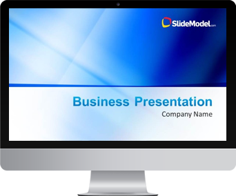 Professional powerpoint templates slides slidemodel desktop placeholder for powerpoint macbook image and powerpoint templates toneelgroepblik Gallery