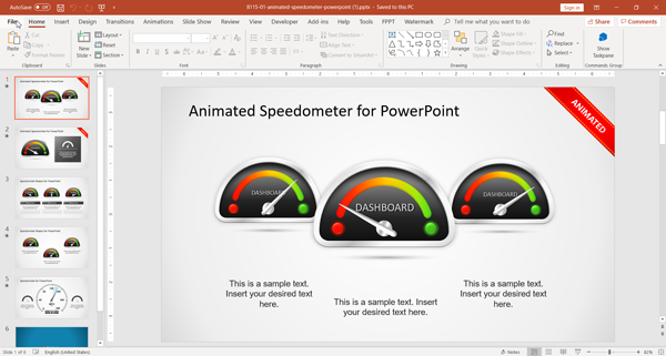 Professional PowerPoint Templates & Slides - SlideModel com