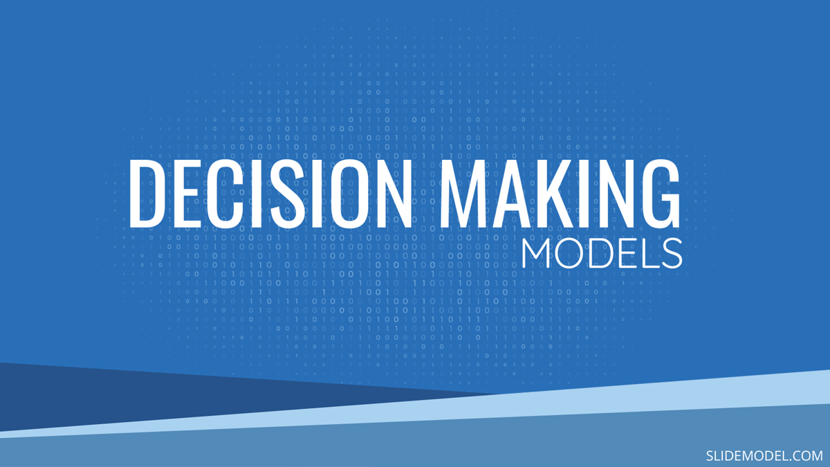 Best PowerPoint Templates for Presenting Decision Making Models PPT Template