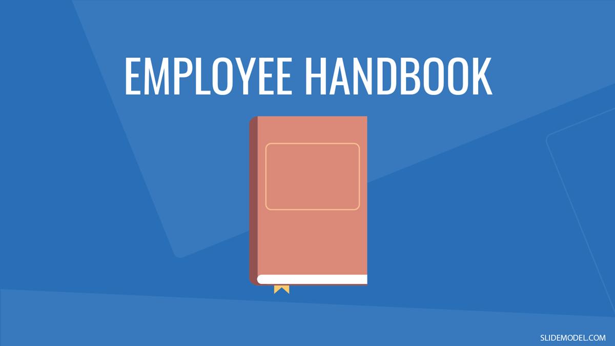 Employee Handbook PPT Template