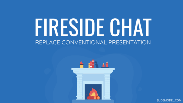 Fireside Chat: How it can Effectively Replace a Conventional Presentation