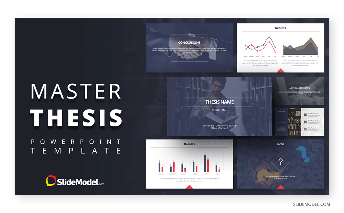 Master Thesis PPT Template