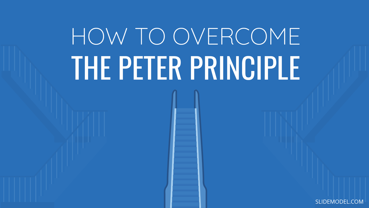 How to Overcome the Peter Principle PPT Template