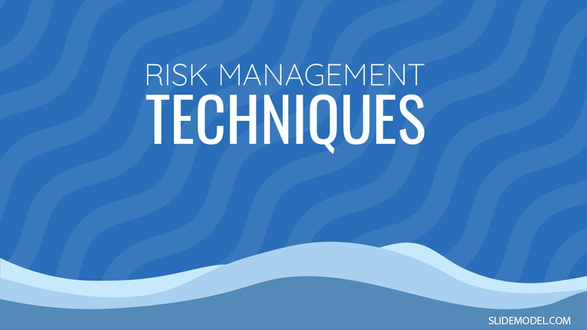 Risk Management Techniques PPT Template