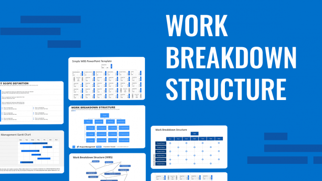 How to Create and Present a Work Breakdown Structure (WBS)