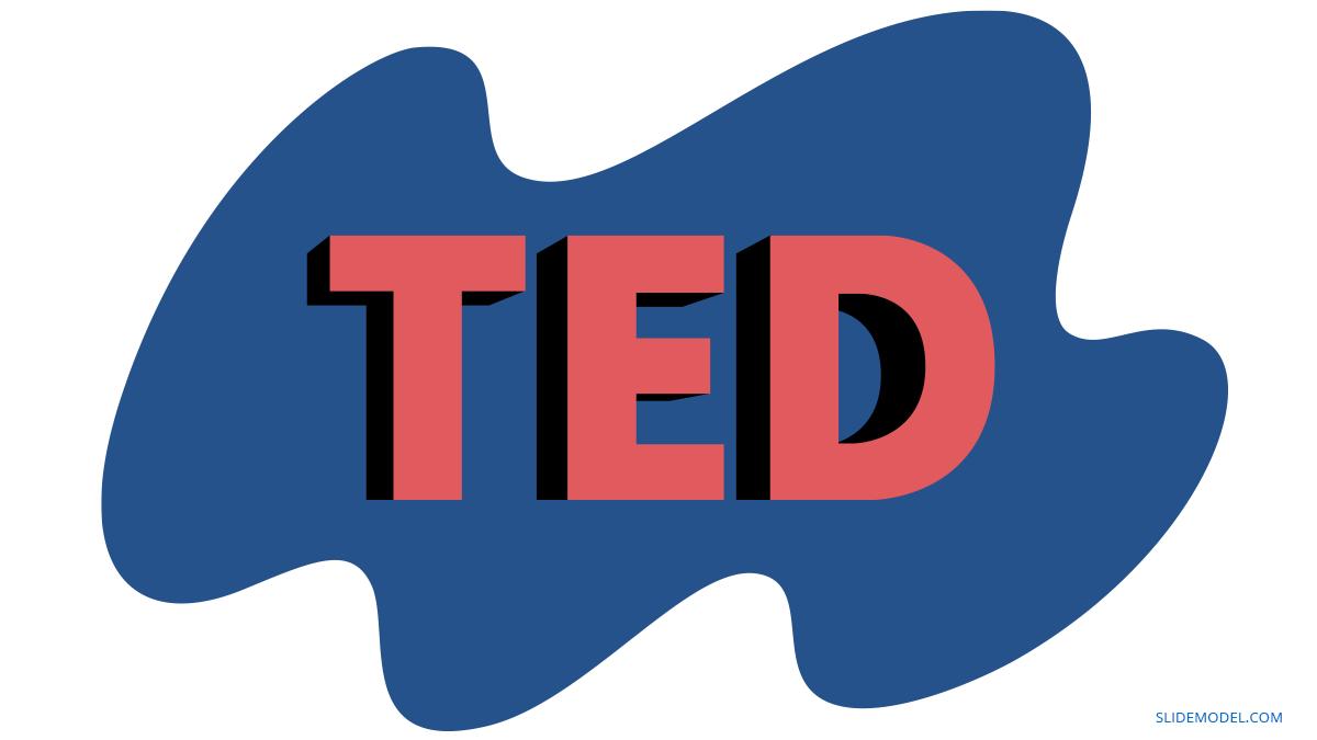 Presentation Skills Ted Talks PPT Template