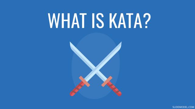 Using Kata for Lean Management and Presentation Skills