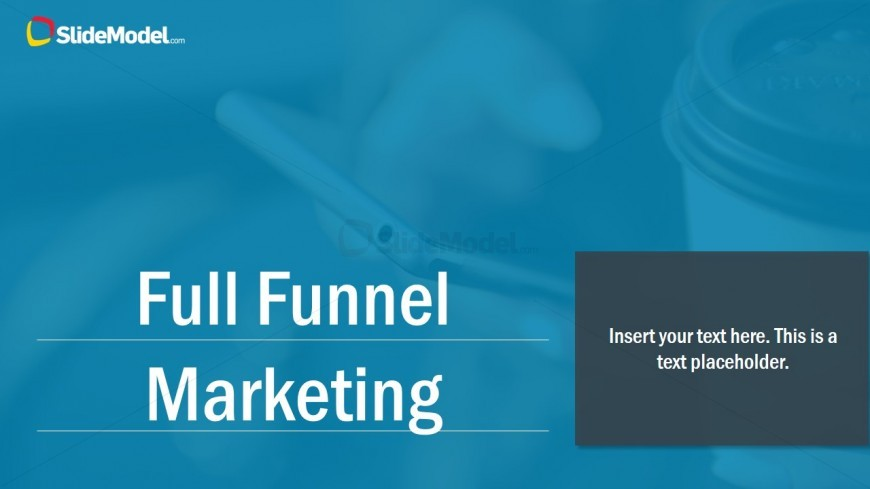 PPT Slide Introduction Full Funnel Marketing