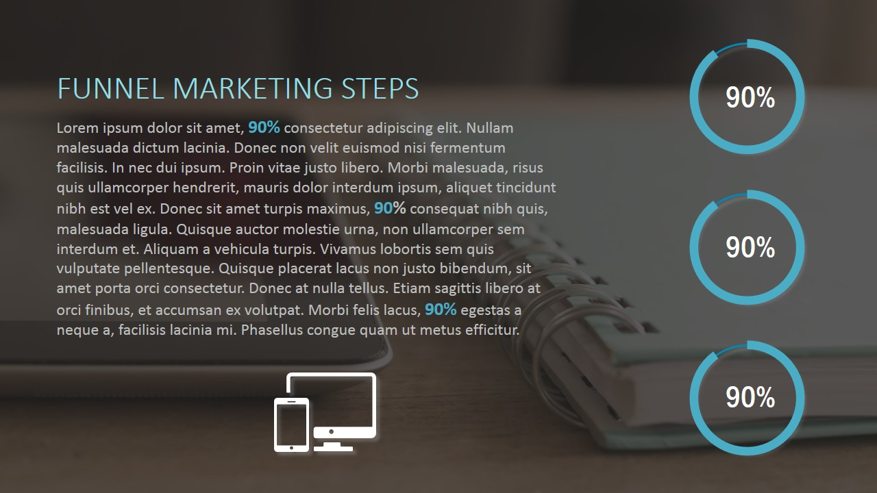 Marketing Funnel Metrics for PowerPoint - SlideModel