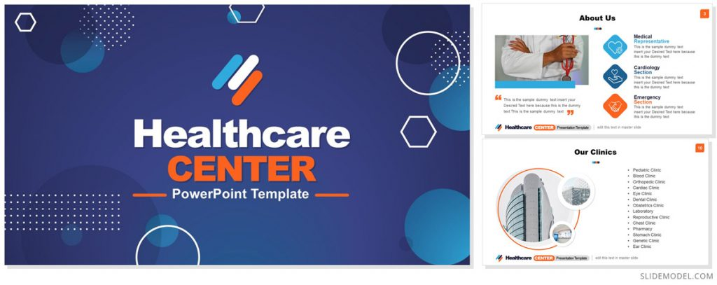 Healthcare PowerPoint Themes