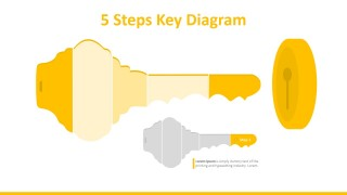 PPT Key Shapes Diagram