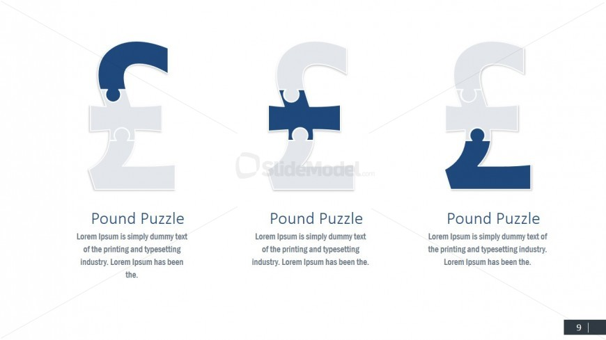 Pound Currency Symbol Powerpoint Themes Slidemodel