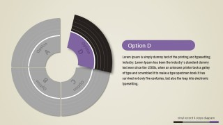 PowerPoint Vinyl Record Clipart Diagram