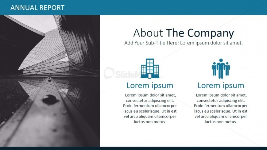 About The Company Powerpoint Templates  Slidemodel