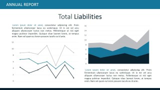 PPT Template for Total Liabilities