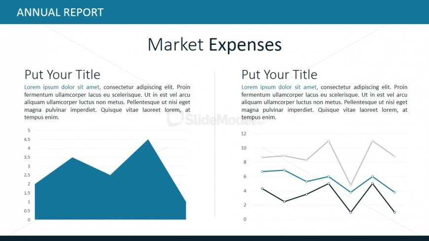 PPT Template for Maket Expenses