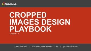 PPT Templates Cropped Images Design Playbook