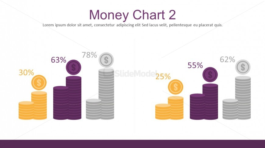 Cash Flow Infographic PowerPoint Templates
