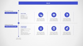 Business-To-Business Sales Solution PowerPoint Templates