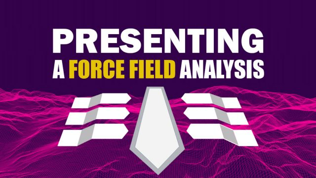 Presenting a Force Field Analysis to an Executive Audience