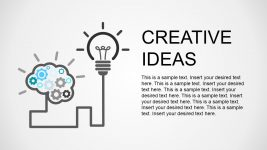 Template Innovative and Creative Ideas