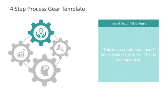Template of Gear Process Diagram