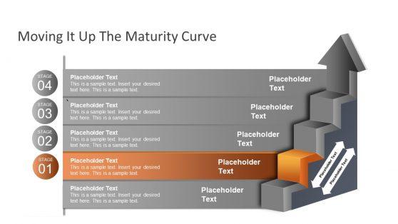 Ladder Diagram 4 Steps Maturity
