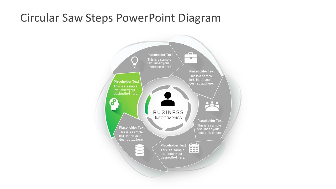Incredible Circular Saw Steps Powerpoint Diagram Slidemodel Wiring Cloud Brecesaoduqqnet