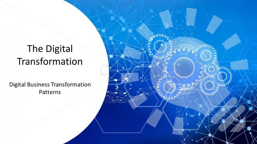 Design of Business Digital transformation