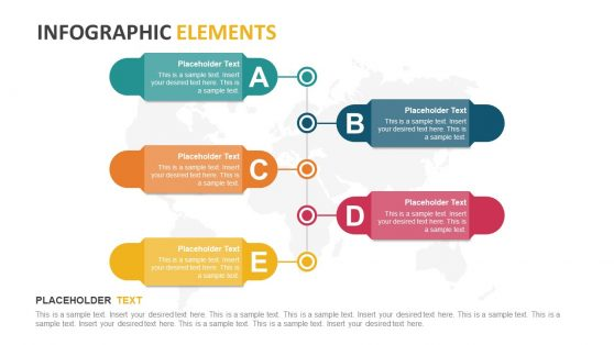 5 steps powerpoint templates diagrams
