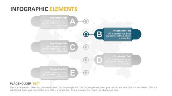 Presentation of Timeline Banner Format