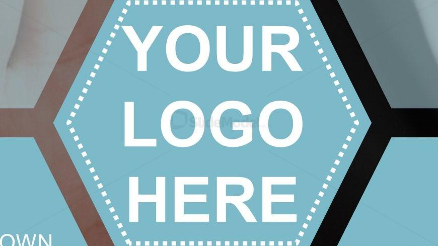 Logo Design Placeholder PowerPoint