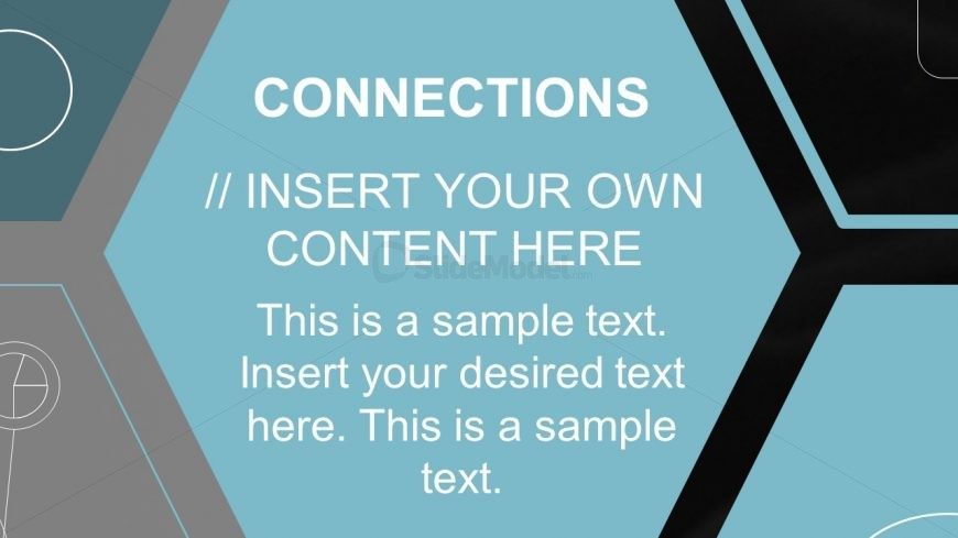 PowerPoint Text Placeholder Connection