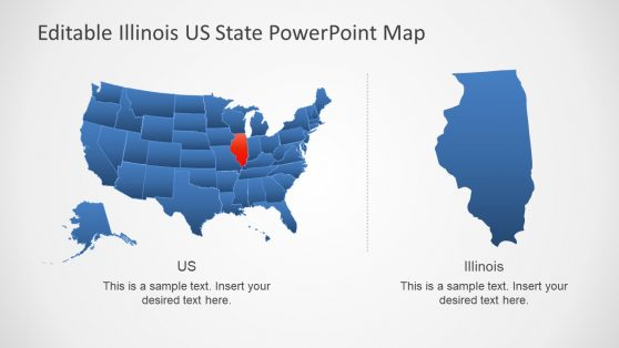 52 States of America PowerPoint