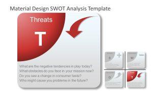 Flat Material Threats Template