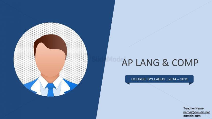 Course Syllabus Clipart Template