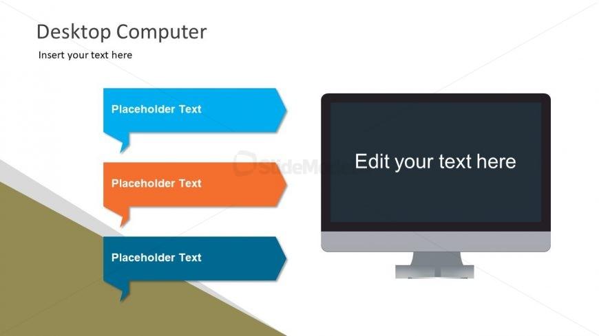 Slide of Digital Technology Transformation Design