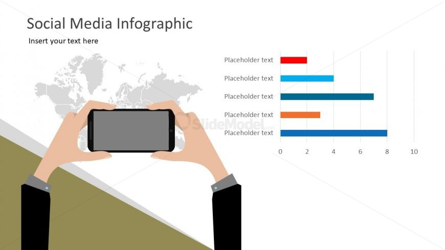 Business Slide About Mobile Applications
