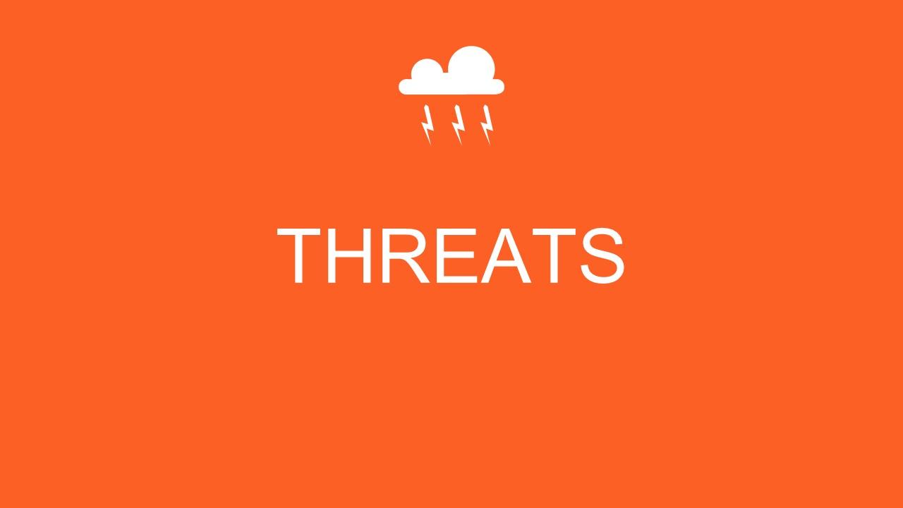 PPT Navigational Threats Layout