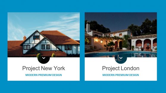 Real Estate Projects Listing Presentation