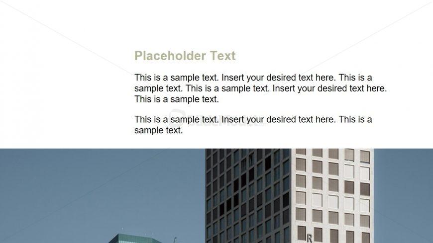 Graphics of Minimalist Template
