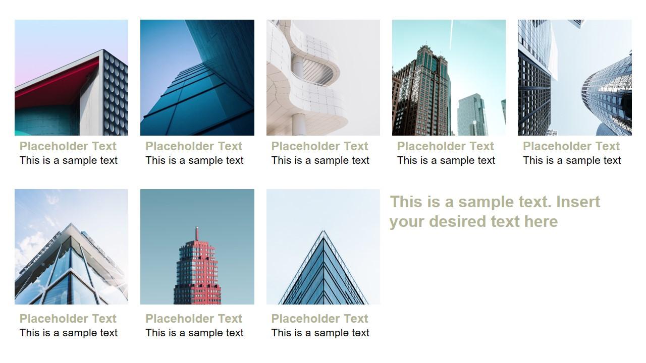 Building Project Portfolio Design