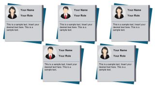 Talent Recognition PowerPoint Design