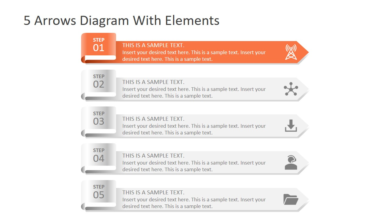 Step Diagram For Agenda