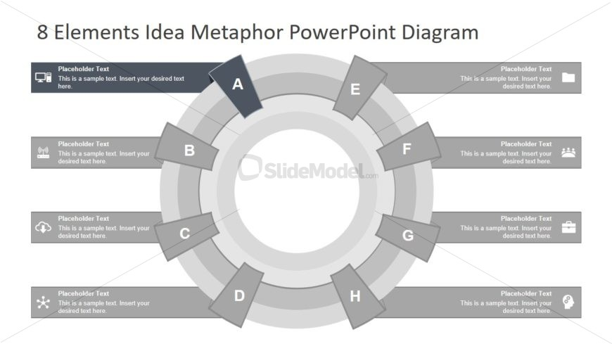 Presentation Cycle Metaphor Diagram