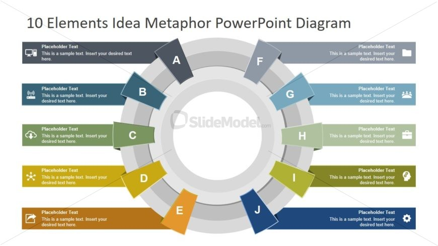 Editable PowerPoint Diagram Template