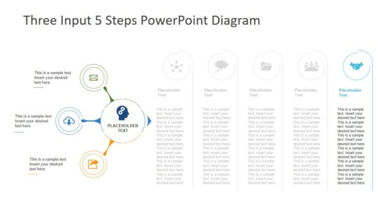 Editable Input and Output PowerPoint