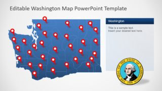 Presentation of Maps in PowerPoint