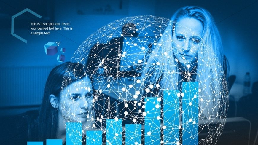 Business Slides for Global Network