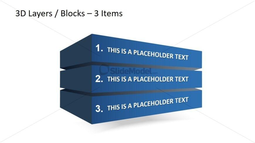 3 Level Diagram Template